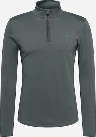 zaļš PROTEST Sportiska tipa džemperis 'WILL'
