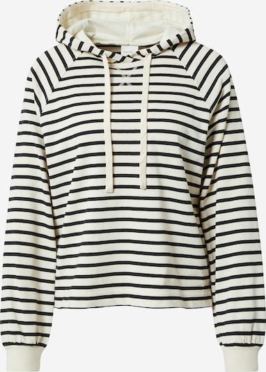 Part Two Sweatshirt 'Liane' in beige / schwarz, Produktansicht