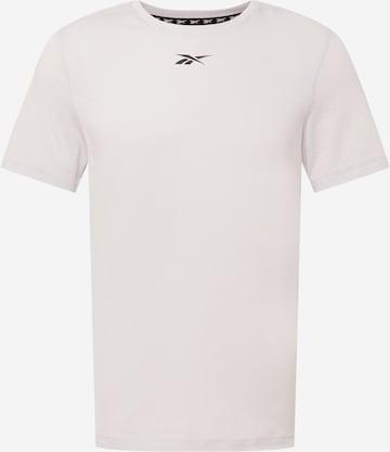 Reebok Sport Funksjonsskjorte i grå