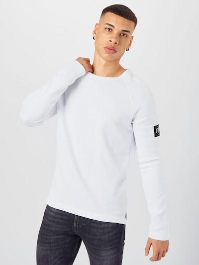 Calvin Klein Jeans Majica u bijela, Prikaz modela