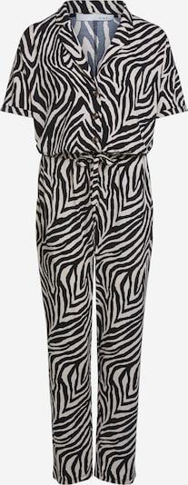 OUI Jumpsuit in de kleur Zwart / Wit, Productweergave