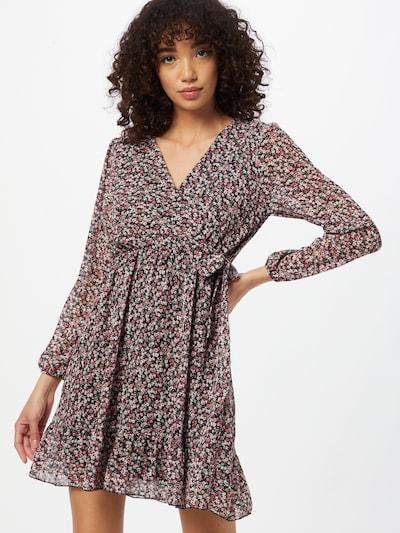 Hailys Kleid 'Romina' in rosa / schwarz, Modelansicht