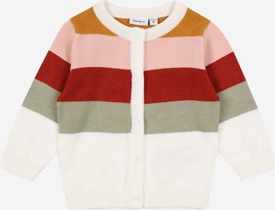 Giacchetta 'DISANNE' NAME IT di colore miele / grigio / rosa / rosso / bianco, Visualizzazione prodotti