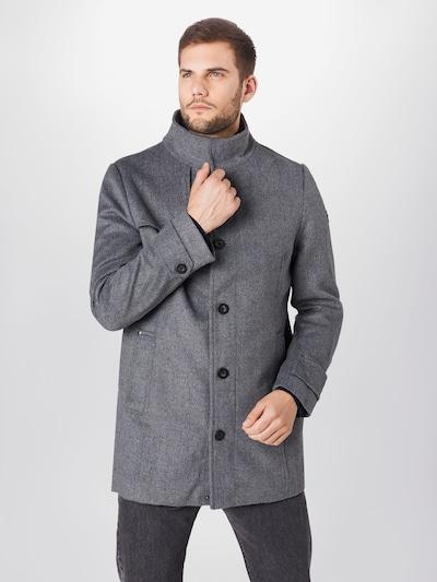 TOM TAILOR Płaszcz przejściowy w kolorze szarym, Podgląd na modelu(-ce)
