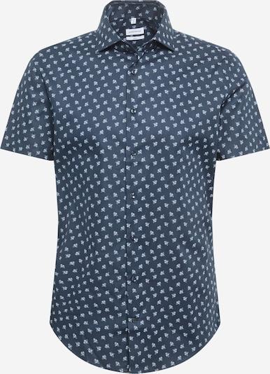 Camicia SEIDENSTICKER di colore blu chiaro / blu scuro / bianco, Visualizzazione prodotti