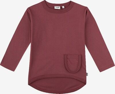 SANETTA Langarmshirt in bordeaux, Produktansicht