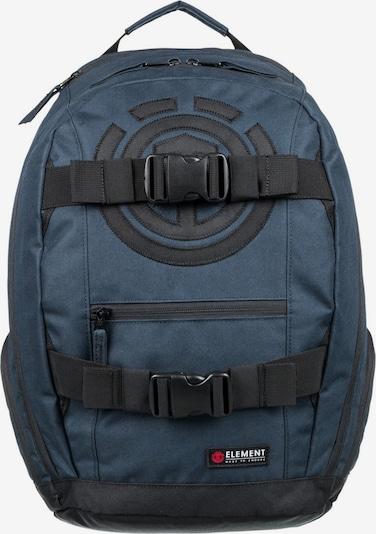 ELEMENT Rucksack in dunkelblau / schwarz, Produktansicht