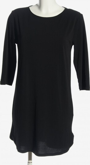 H&M Shirtkleid in XS in schwarz, Produktansicht
