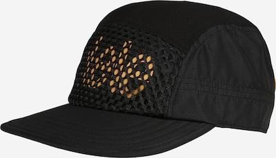 CIELE ATHLETICS Athletic Cap 'Night Right' in Pastel orange / Black, Item view