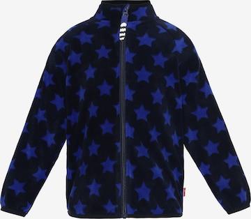 Veste en polaire 'Rory' Racoon Outdoor en bleu