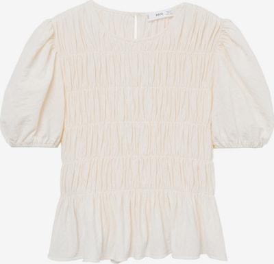 MANGO Shirt 'Romeo' in weiß, Produktansicht