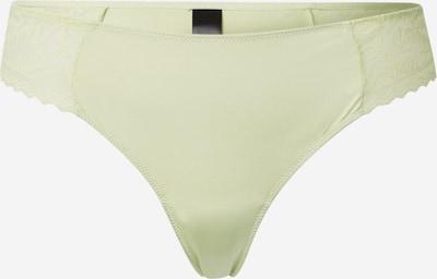 LingaDore String in pastellgrün, Produktansicht
