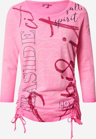 Tricou de la Soccx pe roz