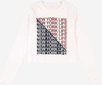 NAME IT T-Krekls, krāsa - pelēks / tumši sarkans / melns / balts, Preces skats