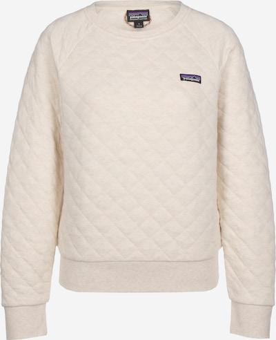 PATAGONIA Sweatshirt in de kleur Beige, Productweergave