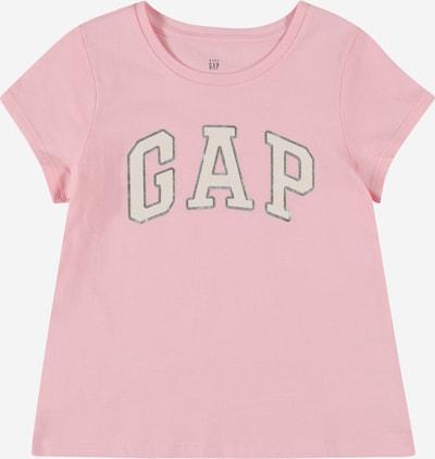 GAP T-Shirt en crème / gris argenté / rose clair, Vue avec produit