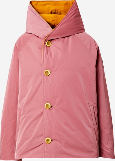 OOF WEAR Winter parka in mustard / pink, Item view