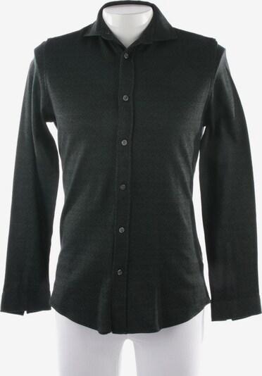 DRYKORN Freizeithemd in S in grün / schwarz, Produktansicht