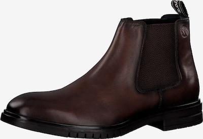 s.Oliver Chelsea Boots in kastanienbraun, Produktansicht