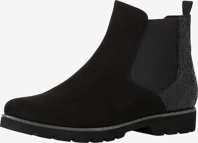 JANA Chelsea Boot in schwarz, Produktansicht