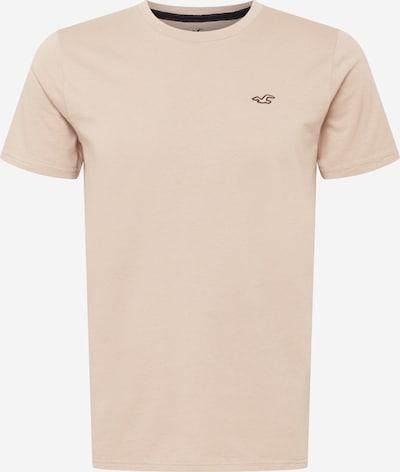 HOLLISTER T-shirt i cappuccino / svart, Produktvy