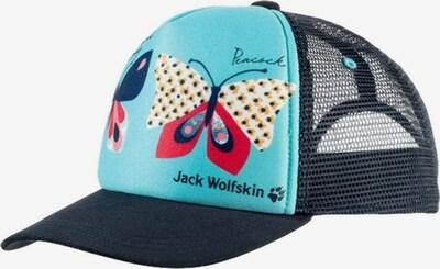 JACK WOLFSKIN Hoed in de kleur Blauw / Gemengde kleuren, Productweergave