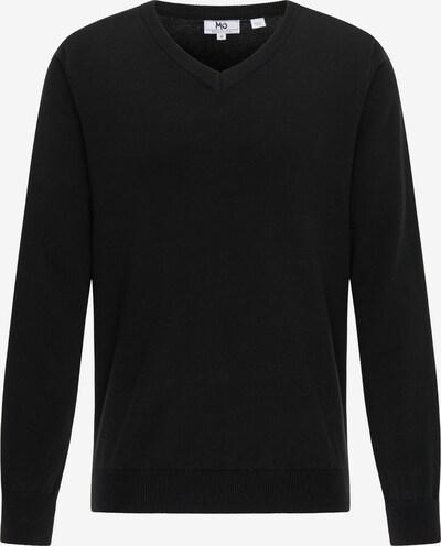 Pulover Mo ESSENTIALS pe negru, Vizualizare produs
