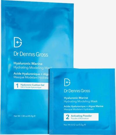 Dr Dennis Gross Maske in blau, Produktansicht