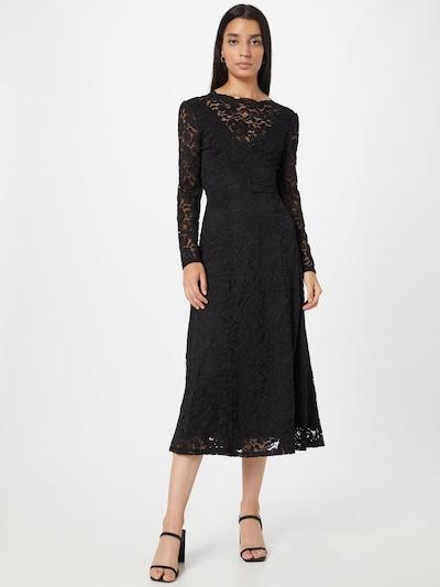 Rochie de seară 'Evalina' Skirt & Stiletto pe negru, Vizualizare model