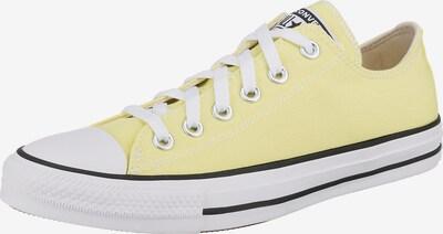 CONVERSE Sneaker 'Chuck Taylor All Star' in hellgelb / weiß, Produktansicht