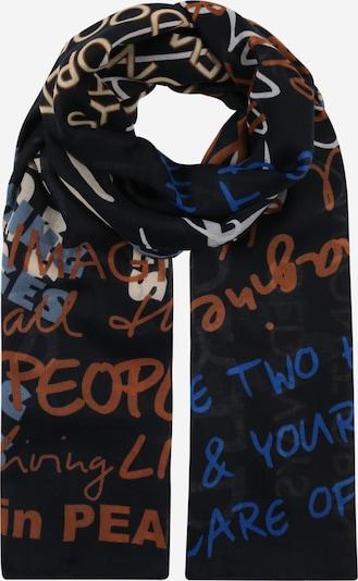 CODELLO Szalik 'SHE DANDY' w kolorze ciemny niebieski / mieszane kolorym, Podgląd produktu