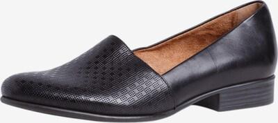 TAMARIS Zapatillas en negro, Vista del producto