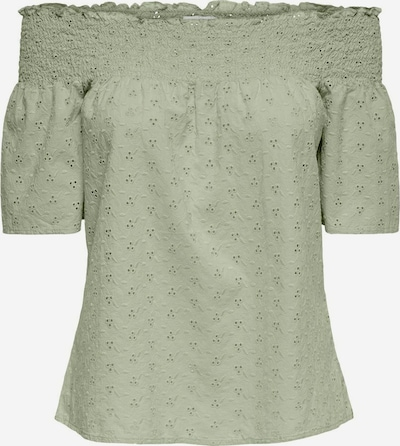 ONLY Off-Shoulder Oberteil in khaki, Produktansicht