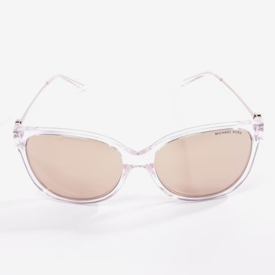 Michael Kors Sonnenbrille in One Size in transparent, Produktansicht