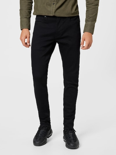 G-Star RAW Jeans 'Lancet' in black denim, Modelansicht