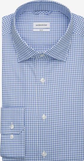 SEIDENSTICKER Business Hemd ' Slim ' in hellblau, Produktansicht