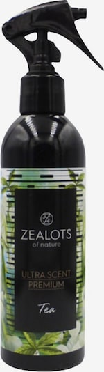 Zealots of Nature Room Scent 'Ultrascent Green Tea' in Green / Black, Item view