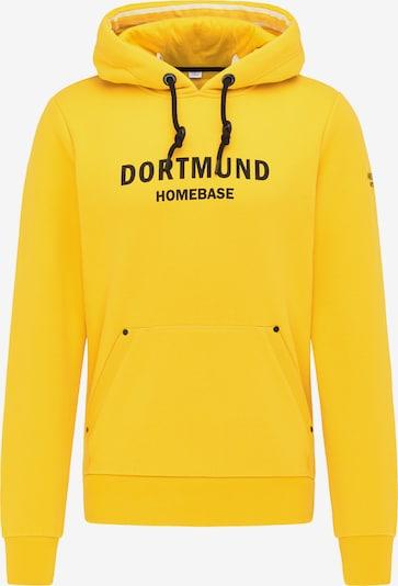 HOMEBASE Sweatshirt 'Dortmund' in gelb / schwarz, Produktansicht