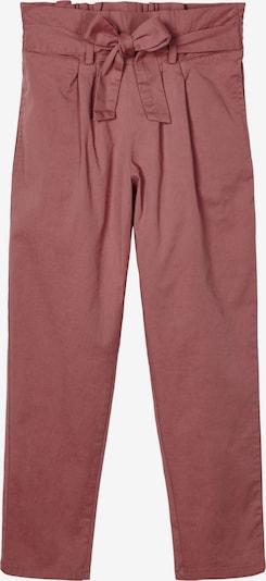 NAME IT Pantalon en rouge pastel, Vue avec produit