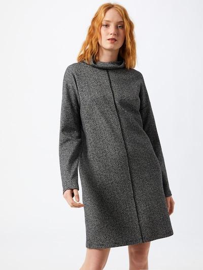 OPUS Kleid 'Wabina' in schwarz / weiß, Modelansicht