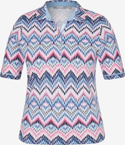 Rabe Full Print Shirt in blau, Produktansicht
