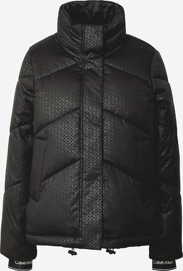 Calvin Klein Jacke 'Monogram' in schwarz, Produktansicht