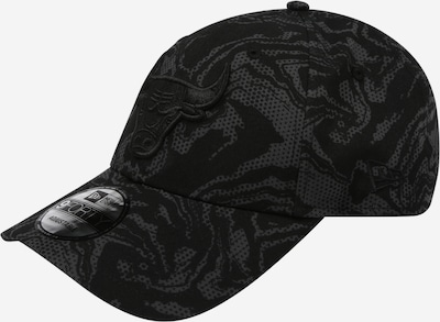 Șapcă '9FORTY' NEW ERA pe gri închis / negru, Vizualizare produs