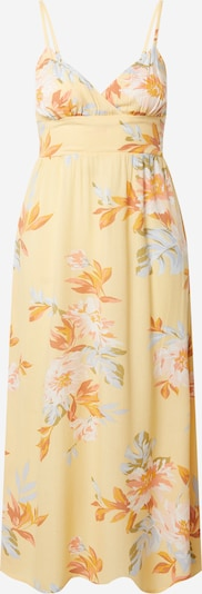 BILLABONG Лятна рокла 'HONEY' в жълто / пъстро, Преглед на продукта