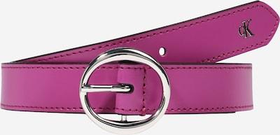 Calvin Klein Jeans Bälte i fuchsia, Produktvy