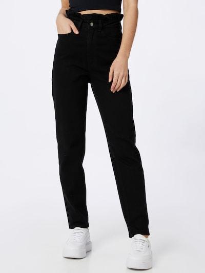 ABOUT YOU Jeans 'Lynn' in Black denim, View model