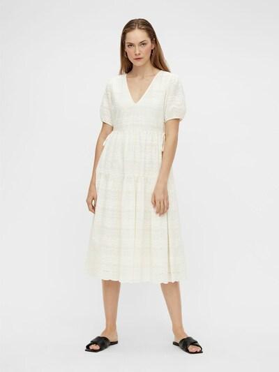 Rochie de vară 'EVA' Y.A.S pe crem / alb, Vizualizare model