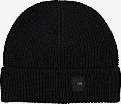ESPRIT Muts in de kleur Zwart, Productweergave