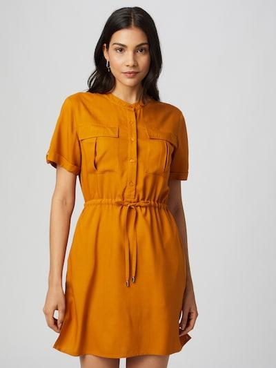 Guido Maria Kretschmer Collection Robe-chemise 'Leyla' en jaune, Vue avec modèle