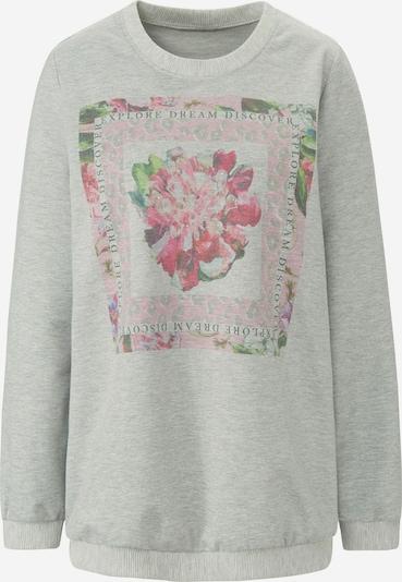 MYBC Sweatshirt 'Sweatshirt' in grau, Produktansicht